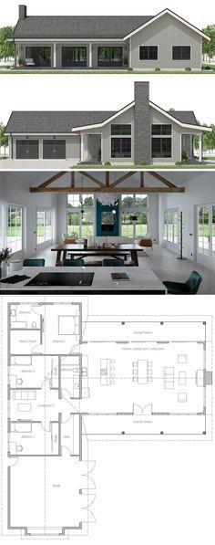 House Plans House Plan, Home Plans, Floor Plans, Next İmages: Barn House Plans, Bungalow House Plans, Bungalow Homes, New House Plans, Dream House Plans, Modern House Plans, Small House Plans, Lake Home Plans, Bungalow House Design