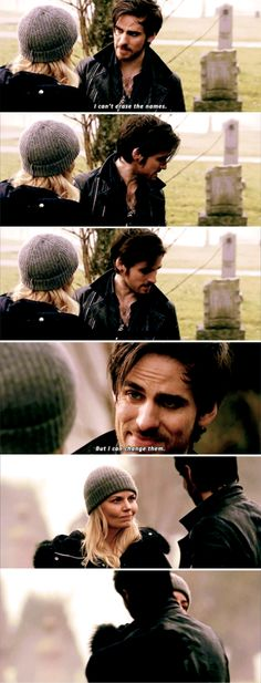 "Killian Jones and Emma Swan - 5 * 18 ""Ruby Slippers"" #CaptainSwan"