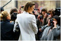 Karlie Kloss by Phil Oh Paris 2013