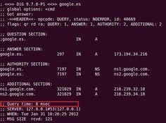 Servidor DNS Caché   Práctica guiada