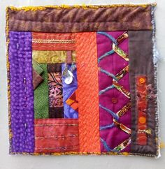 Fabric Journals, Quilts, Blanket, Quilt Sets, Blankets, Log Cabin Quilts, Cover, Comforters, Quilting
