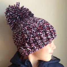 A personal favorite from my Etsy shop https://www.etsy.com/listing/244256708/red-white-blue-winter-hat