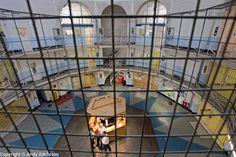 Prison common area