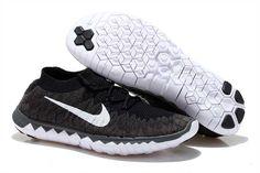 buy popular 9bfa0 f44a6 1767   Nike Free 3.0 Flyknit Herr Svart Vit SE440551asxqREb Free Running  Shoes, Mens Running. Free Running ShoesMens RunningBlack ...