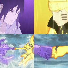 It's been an end to the journey growing up with naruto. #epic #final #fight #naruto vs #sasuke #manga #anime