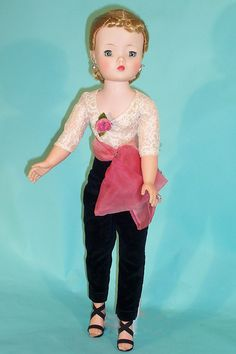 Mid-Century Modern Girl Cissy from 1957