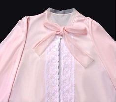 EARLY 1960'S VINTAGE MISS ELAINE MED/LARGE PEACHY PINK LACE-TRIMMED BED JACKET #MissElaine