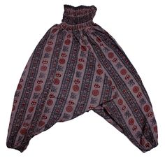 Casual Aladdin Afghani Harem Bohemian Pant in Cotton Fabric with Elastic Waist, Krishna Mart India Pattern. Festival Clothing, Festival Outfits, Bohemian Pants, Boho, Cotton Bag, Cotton Fabric, India Pattern, Ethnic Home Decor, Gypsy Fashion