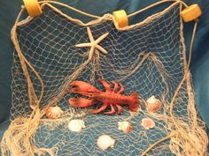 10 X 8 Ft New Decorative Fish Net Fishing Net Seashells Lobster Rope Floats for Nautical Decor Display -- Find out more about the great product at the image link. (This is an affiliate link) Nautical Cushion Covers, Nautical Cushions, Nautical Rugs, Black Tees, Fish Net Decor, Beach Theme Bathroom, Patio Furniture Cushions, Under The Sea Theme, Thing 1