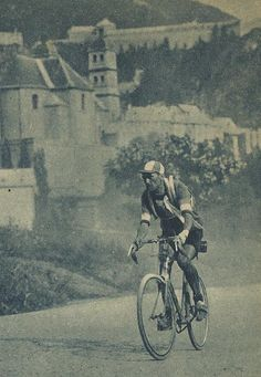 Tour de France 1923. Henri Pelissier (1889-1935)