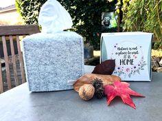 Nachhaltig von innen und außen: mit den recycelbaren Tüchern von @dm_deutschland (unbezahlte Werbung) und dem ökologischen Wollfilz von @manufra.de ist auch die Erkältungszeit leichter zu ertragen.  #umwelt #manufra #ökologisch #nachhaltigkeit #dmdeutschland #kosmetiktuchbox #recycling #verpackungsliebe #umweltbewusst #taschentuchbox #handmade #nähenmachtglücklich #tissuebox #filz #madeingermany Dm, Recycling, Places To Visit, Nature, Sustainability, Felting, Home Decor Accessories, Advertising, Germany