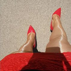 Shiny pantyhose in Red high heels Hosiery by Cecilia De Rafael Eterno -Moreno- #nylonfeet #nylon #nylonlegs #instanylons #pantyhose #pantyhosefeet #pantyhosefetish #nylonfeets #highheels #crossdresser #crossdressing #sexycd #sexycrossdressers #crossdressers #sissys #sissyslut #sissyboy #transgender #transwoman #stockings #stockingfetish #crossdresserslut #trans #highheels #shemalez #shemaleporn #legsday #ceciliaderafael