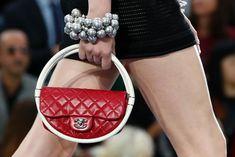 Huge ! XS Hula-Hoop bag by Chanel. sold in Spring 2013