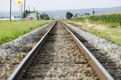 線路の消失点