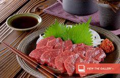 horse meat japan japanese