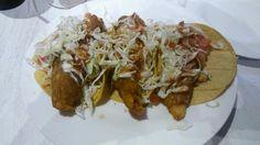 Fish Tacos from Papa Juan's Baja Grill in San Fernando, CA