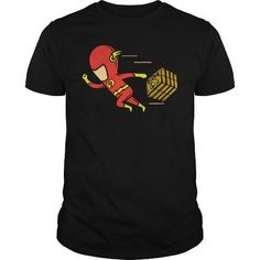 Awesome Tee Delivery Pizza Flash Shirts & Tees