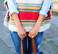 diy poncho from say yes to hoboken