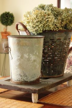 Olive Out: Olive Bucket