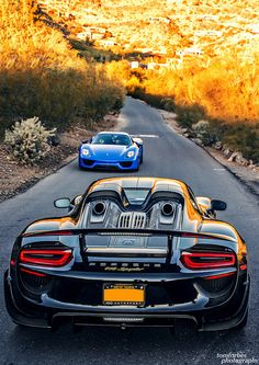 Sports cars - PORSCHE 918 Spyder Nowadays, they have got extremely comfortable, lavish and Sports Car Photos, New Sports Cars, Exotic Sports Cars, Exotic Cars, Sport Cars, Porsche 918 Spyder, Porsche Panamera, Porsche Sports Car, Porsche Cars