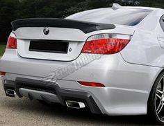 BMW E60 Komplettvers Spoiler Set Body Kit Tuning Umbau neu Verbau