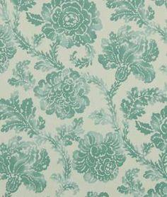 Robert Allen East Bay Spa Fabric - $28.25 | onlinefabricstore.net