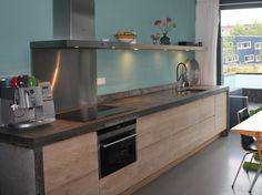 Natuurlijke keuken. Keuken van Sijmen Interieur. Door 7144laura