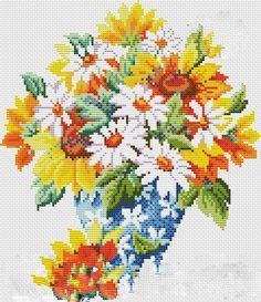 Etamin Çiçek Örnekleri (1)