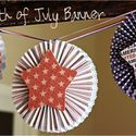 Fun! link 64. 4th of July Banner