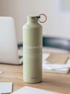 Thermal Bottle, Stainless Steel Water Bottle, Thermal Insulation, Mild Soap, Plastic Bottles, Copper, Cool Drinks, Insulation, Stainless Steel