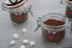 Weihnachtskakao selber machen - Schnin's Kitchen Presents, Xmas, Desserts, Food, Mini, Wrapping Gifts, Diy Presents, Gifts, Tailgate Desserts