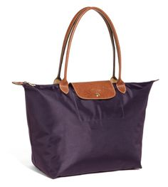 the paris list: bag, longchamp