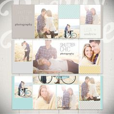 Facebook Timeline Cover Templates: Bike Love - 3 Facebook Covers by Beauty Divine on Etsy