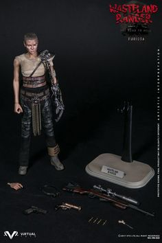 VTS TOYS 1/6 WASTELAND RANGER Mad max Furiosa ACTION FIGURE