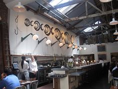 """Eating and Loving in San Francisco: Anchor and Hope: """"Angels on Horseback"""""""