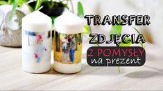 DIY | Transfer zdjęcia, pomysł na prezent na dzień babci i dziadka | Zar...