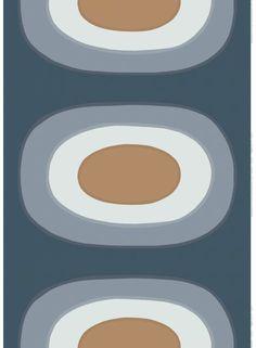 Melooni-kangas (t.harmaa,beige,harmaa) |Kankaat, Puuvillakankaat | Marimekko