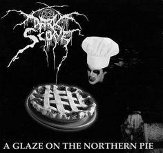 Memes, humor, and other lighthearted things related to heavy metal \m/. Black Metal, Heavy Metal, Metal Meme, Gothic Metal, Believe In God, Metalhead, Metal Bands, Black Is Beautiful, Memes
