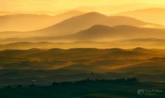 Distant Hills Palouse | by Chip Phillips