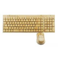 It does not get any sweeter than this.  100% Natural Bamb... :-) http://www.sustainthefuture.us/products/100-natural-bamboo-wooden-wood-pc-multi-media-function-wireless-keyboard-and-mouse-combo-uk-layout-with-109-keys-sku-01501ac1?utm_campaign=social_autopilot&utm_source=pin&utm_medium=pin