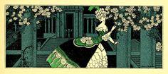 "djevojka: ""Tales of passed times written for children by John Austen Published 1922 """