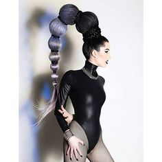 Final image from @hairbyjaelyn #Contessa collection  Shot by @michael_levine_photography  MU by @jenajac  #michaellevinesalons #spacesalon #vancouverhair #vancouverhairstylist #caramelsalon #vancouverhairacademy #productforhair #hairstylist #model #haircolor #fashion #instafashion #photoshoot #americansalon #canadianhairstylist #hairbrained #hairnerdlove #avantgardehair Hair Academy, Avant Garde Hair, Nerd Love, Hair Brained, Conte, Haircolor, Salons, Punk, Hairstyles