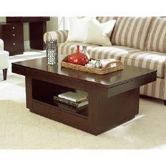 hammary coffee table