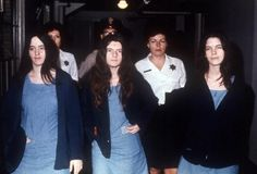 """January 25 – In Los Angeles, Charles Manson and three female """"Family"""" members are found guilty of the 1969 Tate-LaBianca murders. - Google Search"""
