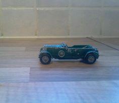Vintage Old Bentley By Lesney - http://www.matchbox-lesney.com/34914