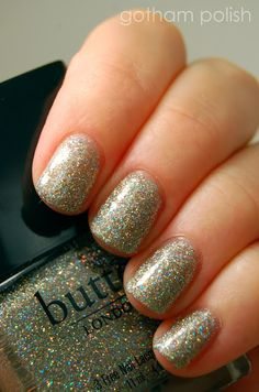 butter LONDON Holiday 2012: Fairy Cake, so festive & fun for the holidays