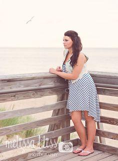 Senior girl - Virginia Beach, VA - Melissa Bliss Photography