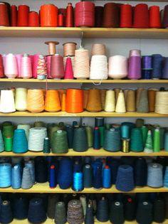 my mama's table blog: in studio: risd's graduate textile department
