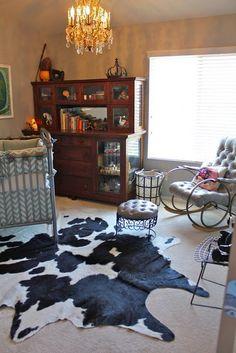 A Vintage-Modern Nursery - Dream Book Design Baby Room Rugs, Baby Boy Rooms, Baby Boy Nurseries, Kids Rooms, Modern Nurseries, Chic Nursery, Nursery Ideas, Nursery Modern, Project Nursery