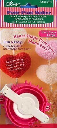 Clover Pom-Pom Maker (Large)